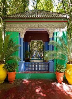 Jardin Jardin Majorelle
