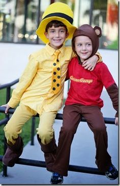 Curious George and the Man with the Yellow Hat