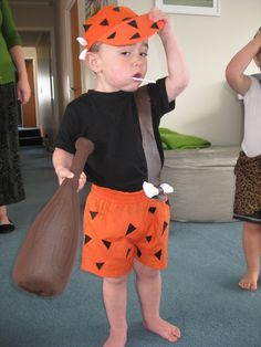 pebbles and bam bam costumes polkadotty mum pebbles bam bam party hard - Halloween Bullet Proof Vest