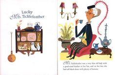 Lucky Mrs Ticklefeather - J.P. Miller