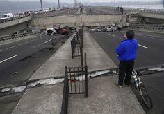 Chile Earthquake, Concepcion: 2010 Source: Claudio Núñez via Wikemedia.org (cc)