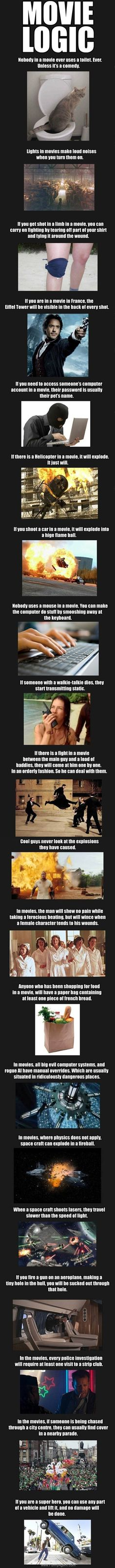Funny Movies Logic