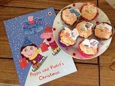 National cupcake week #peppapigcupcakes