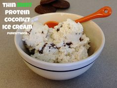 Thin-mint-protein-coconut-ice-cream-via @purelytwins #fitluential #eat