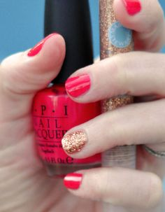 See the trend??? Glitter is ALL the rage ;)