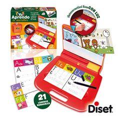 Juguete YO APRENDO A ESCRIBIR de Diset Precio 21,01€ en IguMagazine #juguetesbaratos