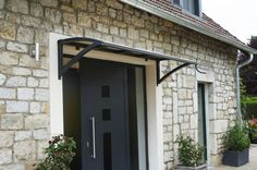 marquise Decor, Outdoor Decor, Home, Windows, Outdoor Living, Deco, Garage Doors, Garages, Doors