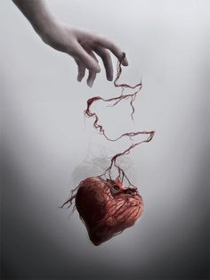 let go of my heart strings, I want to let you go now, because its the only way to save me.
