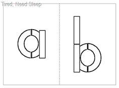 Letter Formation Alphabet Handwriting Practice Sheet