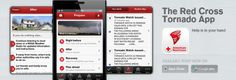 Great Mobile App for residents without NOAA. Provides weather alerts, sheltering information, and preparedness info. Location based