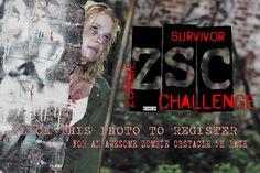 Zombie Survivor Challenge - infectscranton - 5k September 22nd