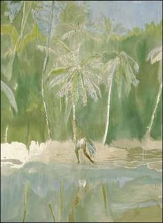 Peter Doig | Critique | Peter Doig | Paris 16e. Musée d'art moderne de la Ville de Paris