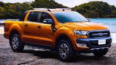 2016 Ford Ranger Wildtrak. //ford.co.uk/Cars & Ford Ranger with GRX Carryboy Fullbox. http://cankap.com/product ... markmcfarlin.com