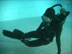 vintage diving!
