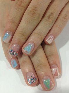 gypsylolita:  Nail Art