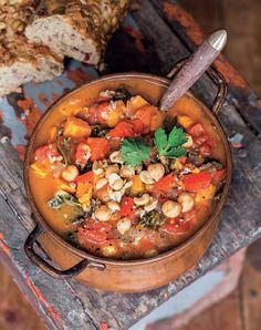 Soul-Soothing African Peanut Stew - The Happy Foodie