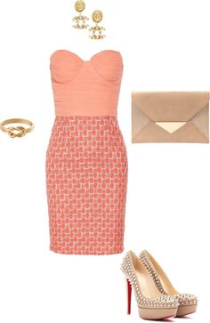 """""""Wedding guest"""" by prepatheart on Polyvore"""