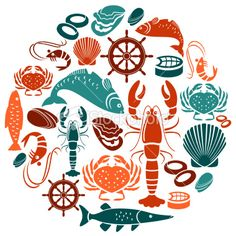 Google Image Result for http://i.istockimg.com/file_thumbview_approve/20643470/2/stock-illustration-20643470-seafood-and-fish-icon-set.jpg