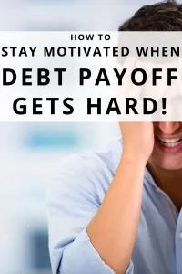 Financial Peace: How to Stay Motivated When Your Debt Payoff Gets Hard. #financialpeace #payoffdebt #moneytips #moneysavingtips #budgeting #savemoney #howtosavemoney Financial Peace, Financial Tips, Money Management Books, Mad Money, Budgeting Money, Debt Payoff, Debt Free, Money Saving Tips, Managing Money