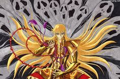 Saint Seiya - Gold Saint Virgo no Shaka