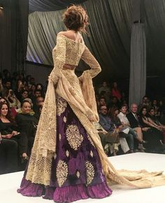 Sheila chatoor Pakistani couture