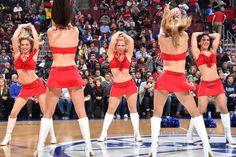 NBA dancers- PHILADELPHIA 76ERS