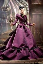 The Wizard of Oz Fantasy Glamour Wicked Witch of the West Doll - Movie Dolls | Barbie Collector