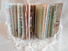 This is a beautiful DCWV Primrose LARGE Chubby junk journal (sold) https://www.youtube.com/watch?v=t24rGFhPa4Q&index=2&list=PL_tZ3m50eitpdGm8Z71ZiRA1ArQIWNz_p