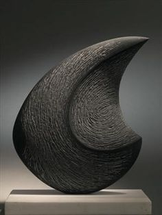 Dorsalis XV by Dominic Welch, Sculpture, Kilkenny Limestone Sculpture Clay, Abstract Sculpture, Ceramic Pottery, Ceramic Art, Small Sculptures, Stone Sculptures, Contemporary Sculpture, Pottery Designs, Art Furniture