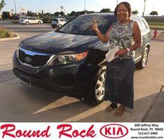 https://flic.kr/p/DeSsXH | #HappyBirthday to Delaura from Ruth Largaespada at Round Rock Kia! | deliverymaxx.com/DealerReviews.aspx?DealerCode=K449