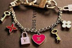 Louis vuitton fashion bracelet