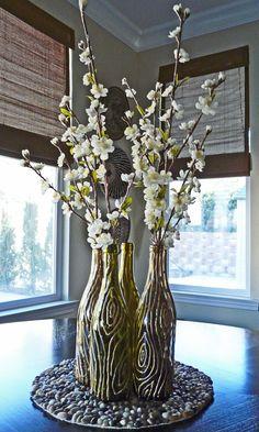 [Make] Faux Bois Vases