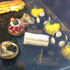 I may have licked the window in Paris! All pastries were amazing there, even if you're on a diet you have to indulge!