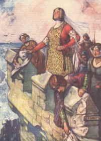 Agnes Randolph 'The Black' 1300–1367 BIRTH 1300 • Stranith, Dumfrieshire, Scotland DEATH 1367 • Dunbar Castle, East Lothian, Scotland 18th great-grandmother. Burial: Unknown (Brian Family) Husband: Patrick Dunbar 'Earl'
