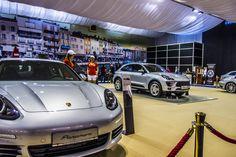 Porsche Panamera a Macan S