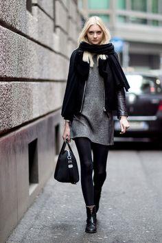 Modelat Milan Fashion Week F/W14