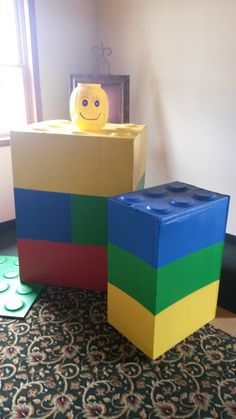 Life size Legos for children's ministry deals curriculum for church