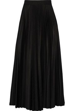 Buy Cheap Amazon Exclusive Cheap Price Theory Woman Pleated Shell Midi Skirt Black Size 6 Theory Offer Excellent Cheap Price Shopping Online ooHQFPpd