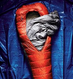 A Zipper-Less Sleeping Bag Designed for Side Sleepers