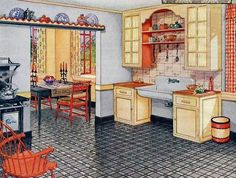 1926 kitchen