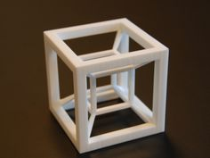 A cube by imaterialise - Thingiverse
