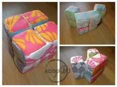 Wrap Scrap Magic 3D Cube from Omnifera various of Wings of Desire by KodoBa