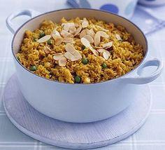 Nice n spicy savoury rice recipe - Recipes - BBC Good Food