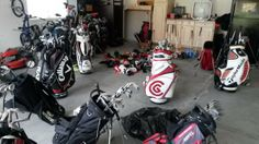 "June 22, 2014: ""So the first step is admitting you have a problem, right?,"" asked Scott Gutschewski as he contemplated cleaning out his garage."