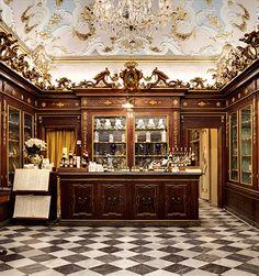 Officina Profumo Farmaceutica di Santa Maria Novella - Florence, Italy (5 minute walk from hotel)