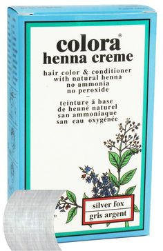 Out of the ancient past comes the secret of coloring hair with plants and water, without chemicals. Colora Henna Powder Natural Organic Hair Color will not pene Hair Care Routine, Hair Care Tips, Hair Color Brands, Organic Hair Color, Natural Henna, Hair Dye Colors, Hair Repair, Hair Designs, Health And Beauty