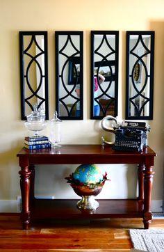Foyer Decor artistic designs for living - foyer decor | decor | pinterest