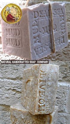 Explore Handmade/homemade gift ideas, creative , gifts Natural soap Dead Sea Mud Soap and Greek Olive Oil with Mediterranean Sea Salt Totes Meer, Acne Soap, Soap For Sensitive Skin, Dead Sea Mud, Beauty Soap, Olive Oil Soap, All Natural Skin Care, Pure Oils, Organic Soap
