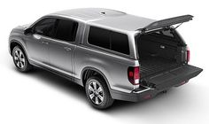 Motor'n | A.R.E. Offers Truck Cap and Tonneau for 2017 Honda Ridgeline