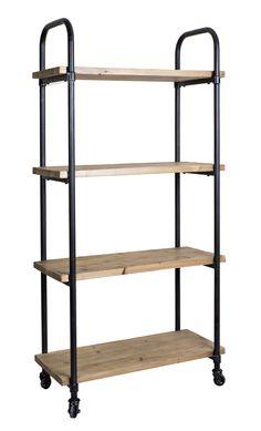 Noah 4-Tier Shelf